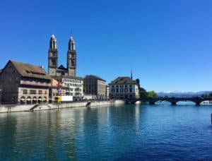 What's on in Zurich early July 2018 onwards