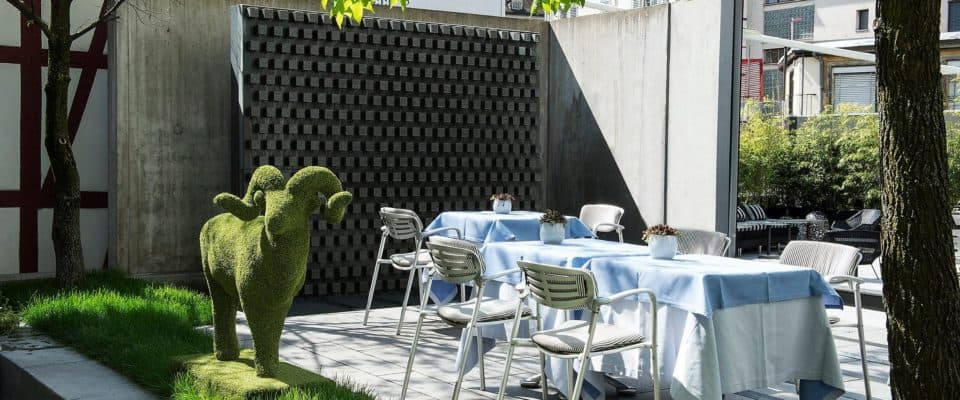 Newly Opened - Widder Bar Summer Lounge