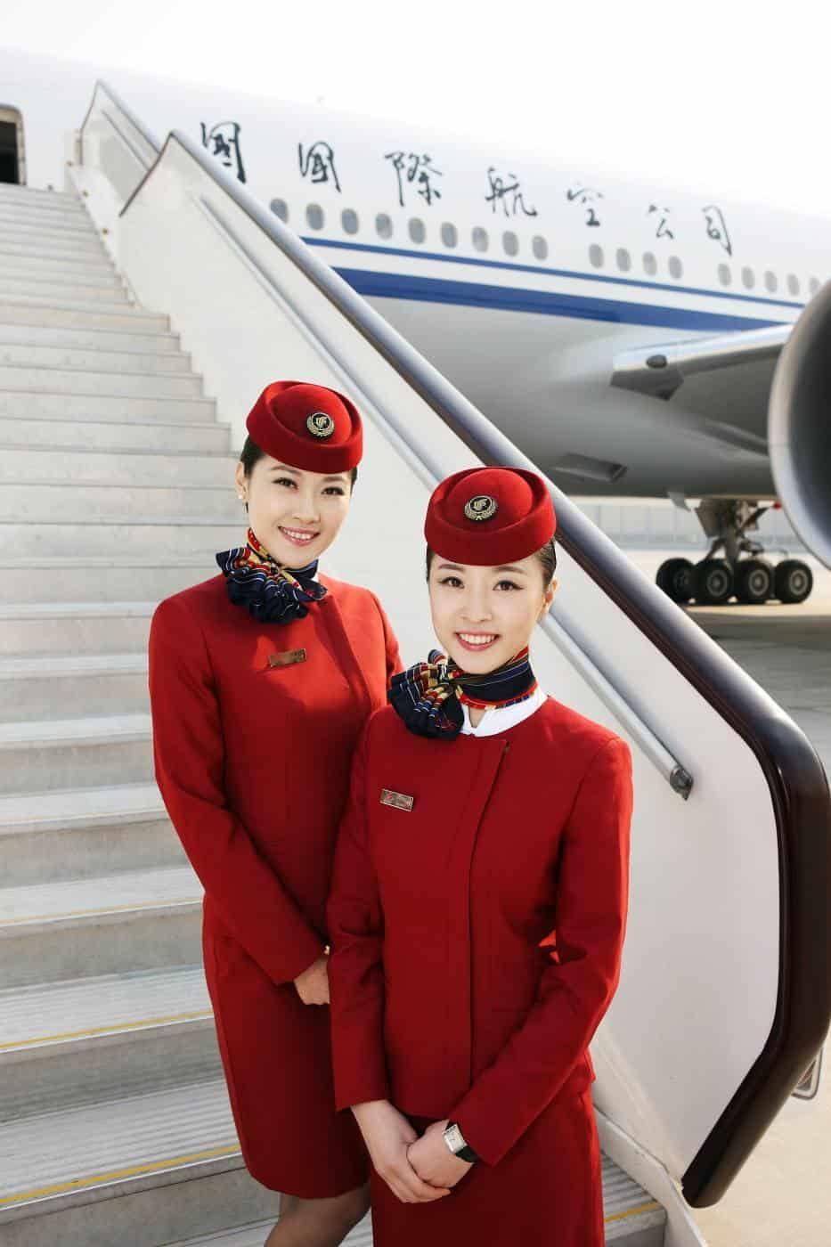 Air China Flies Direct from Beijing to Zurich : NewinZurich