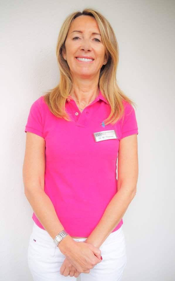 Dr Marina Thomas dentist Enge Zurich