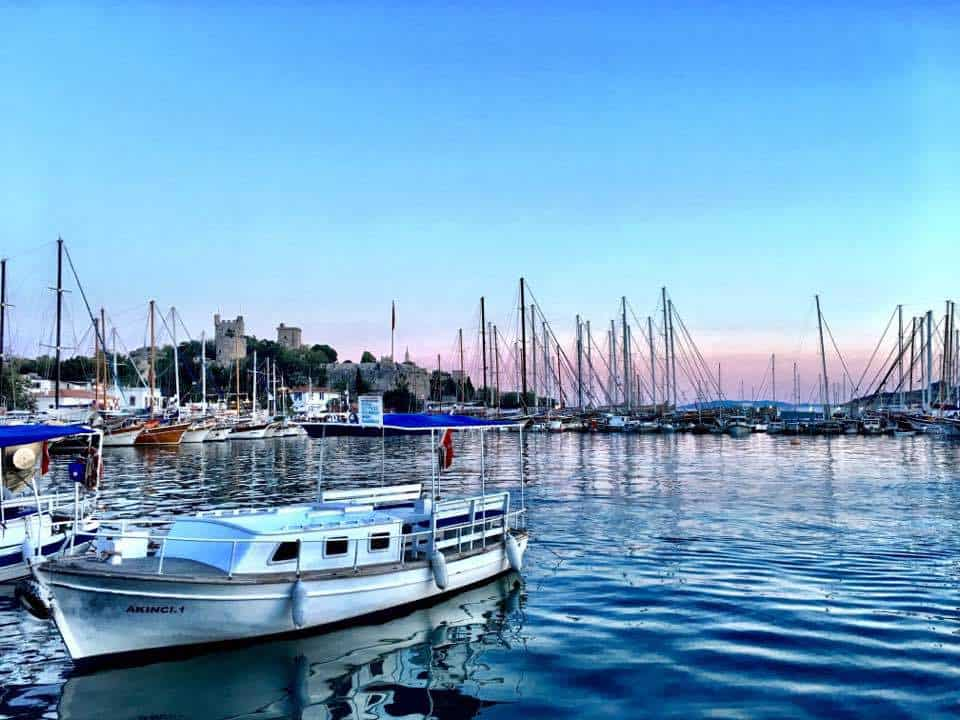 Bodrum Marina Turkey