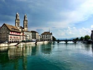 What's On In Zurich Late June 2017 Onwards