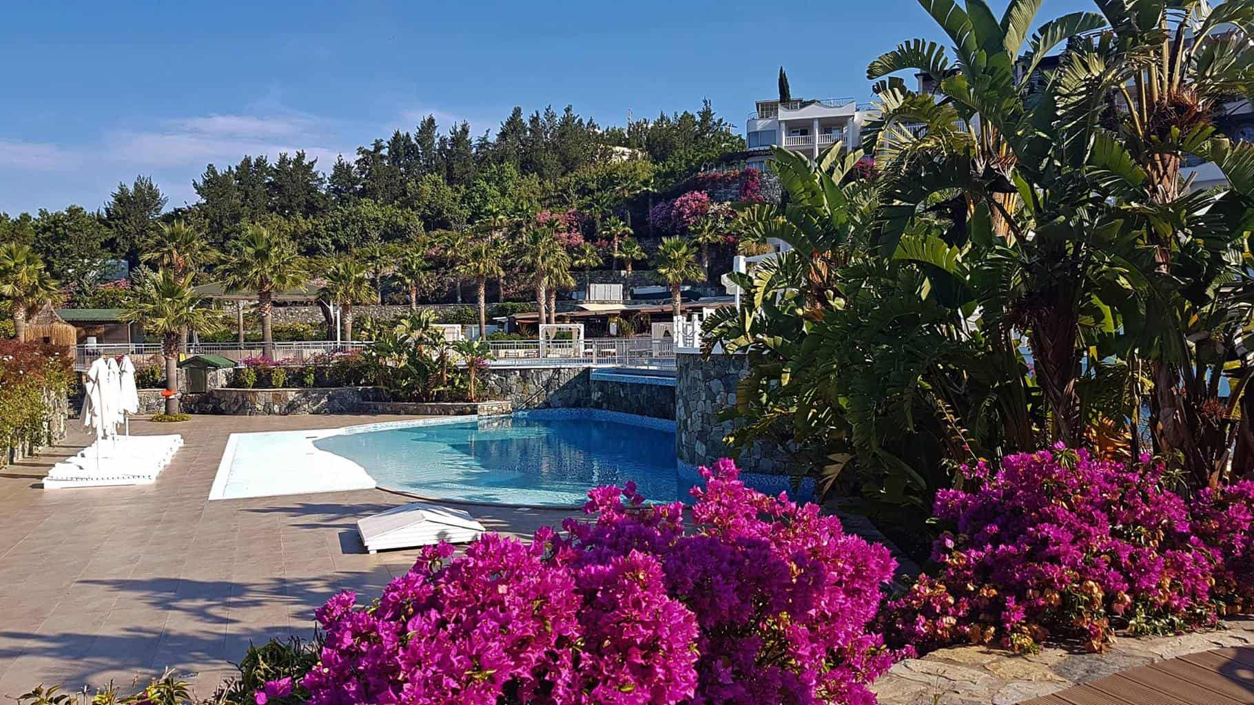 Detox and Wellness at the Sianji Wellness Resort Bodrum