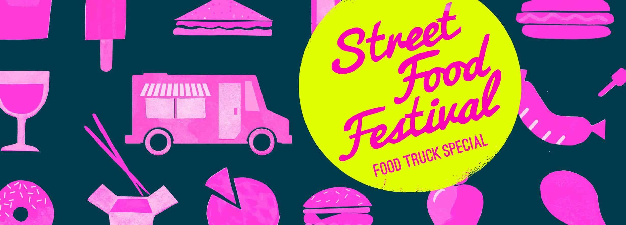 Street food Festival Truck Special Zurich