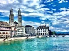 What's On in Zurich Mid to End July 2017