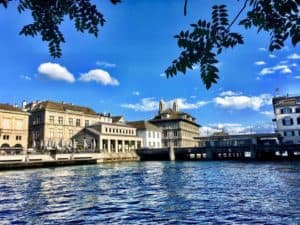 What's On in Zurich Mid July 2017 Onwards