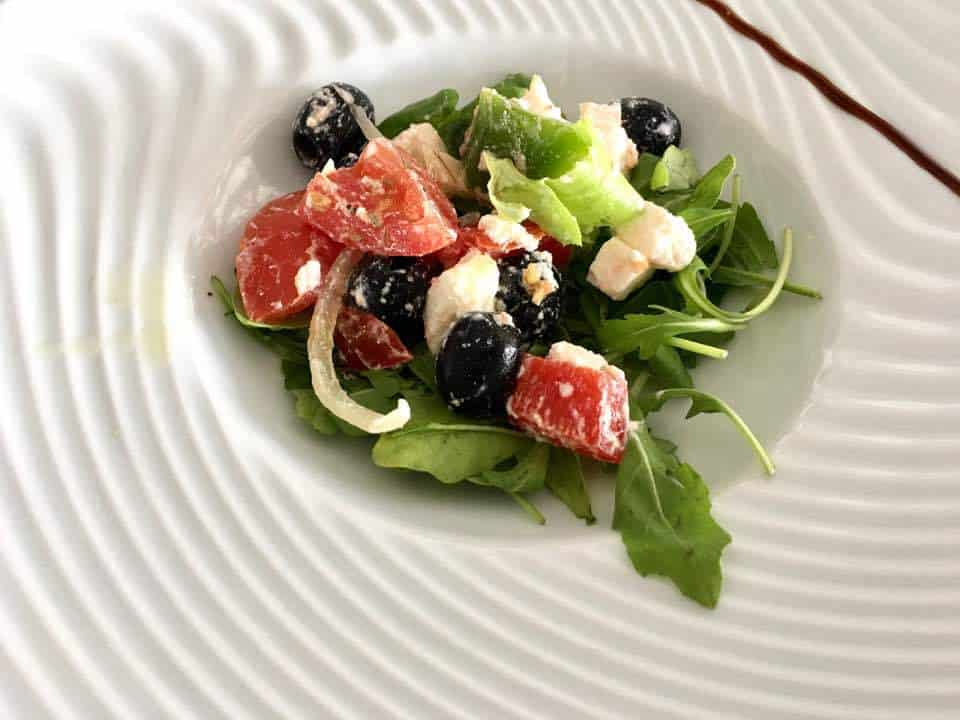 Food at Club Med Opio France