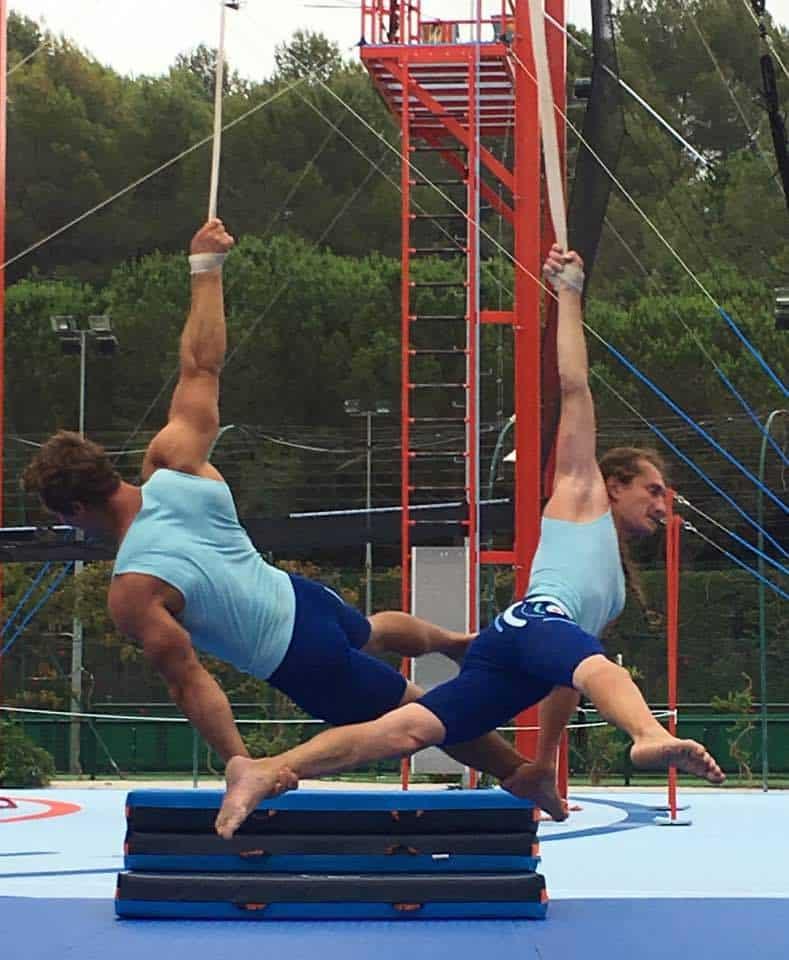 Creactive Cirque du Soleil Club Med Opio