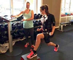Shape Up With Jenny Winklhofer's EMS Training
