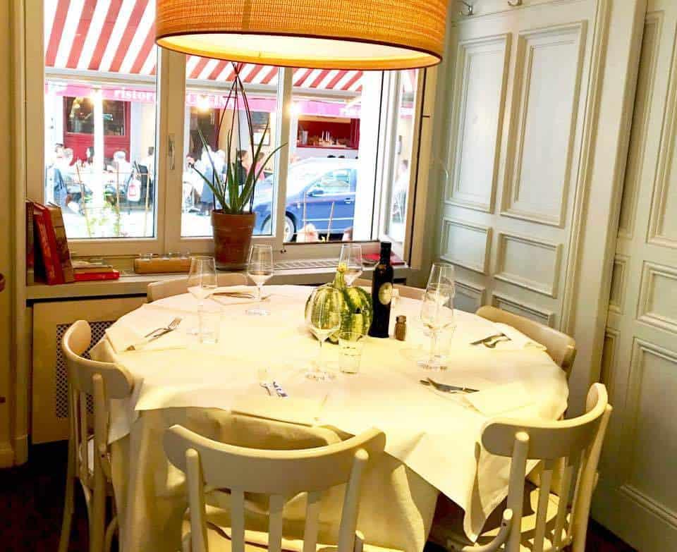Italian Vibes in Zurich West - Restaurant 4Leoni Firenze