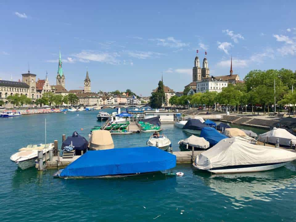 What's On In Zurich Early August 2017