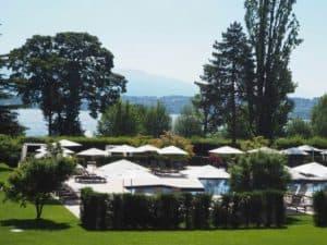 Relax and rejuvenate at La Réserve Genève