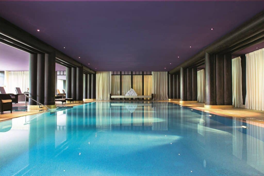 Relax and Rejuvenate at La Réserve Genève