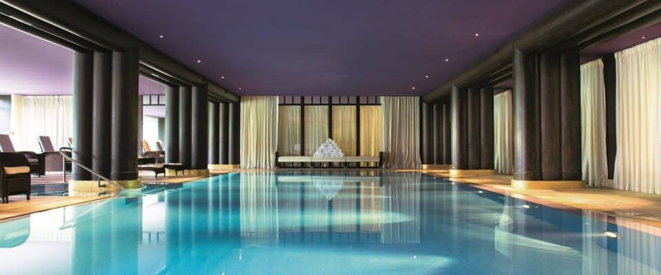 Relax and rejuvenate at La Reserve Geneva
