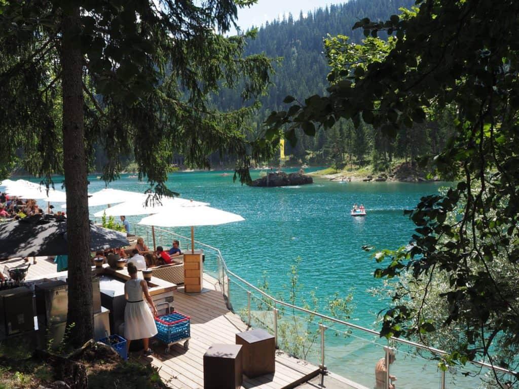 Restaurant CaumaseeFilms Switzerland
