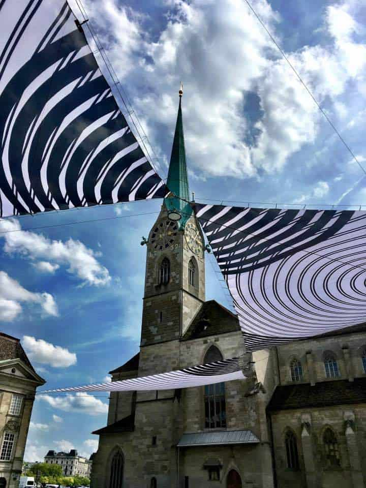 What's On In Zurich Late August 2017