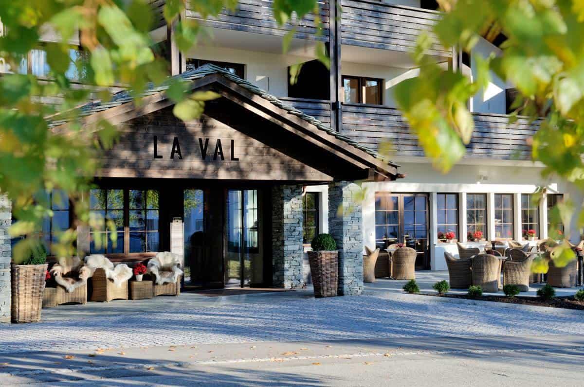 Bergspa Hotel La Val Brigels