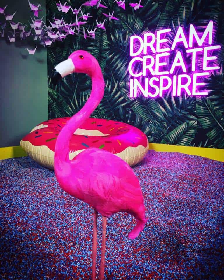 My Dreams Instagram Installation at Novotel Zurich