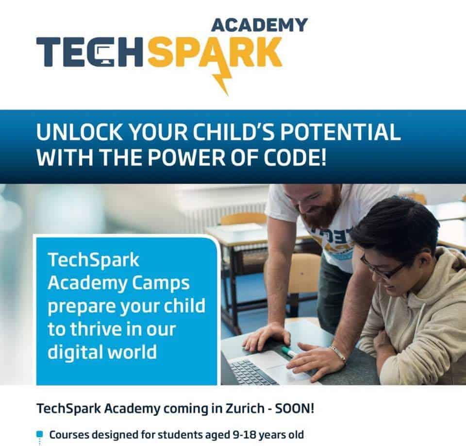Tecnospark academy Zurich