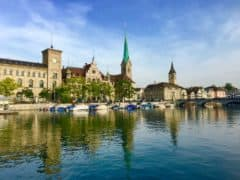 What's On in Zurich Beginning of September 2017