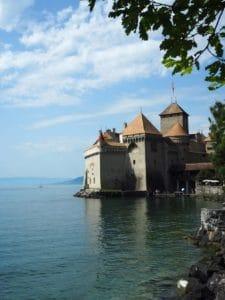 Chateau de Chillon Vevey