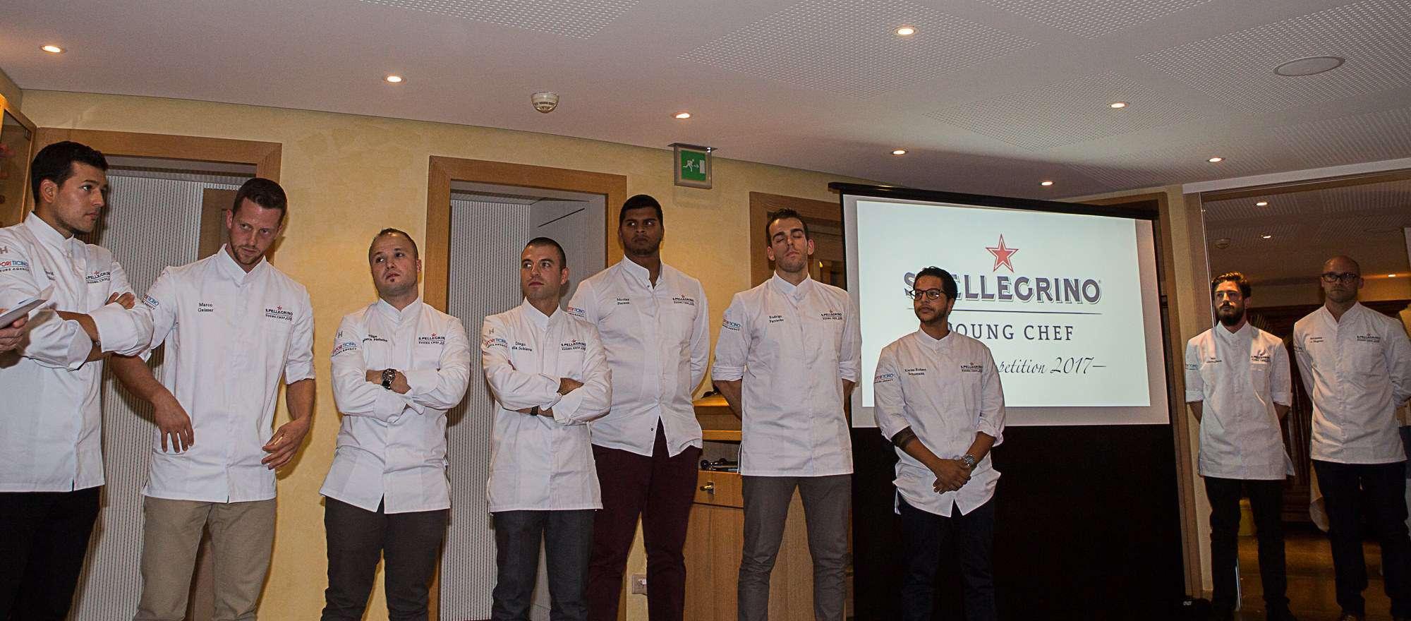 San Pellegrino Young Chefs Zurich
