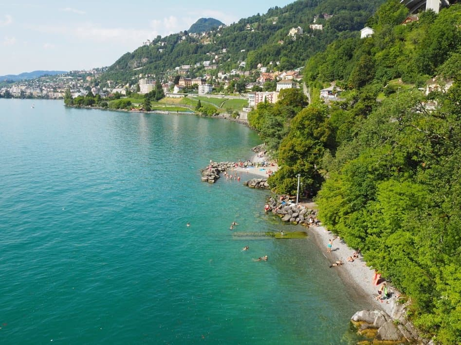 Exploring Vevey from the Modern Times Hotel