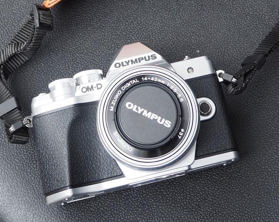 Olympus OMD EM10 Mark llll camera