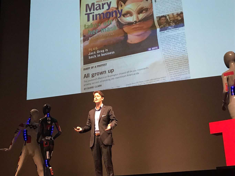 Dorie Clark at TEDx Lugano
