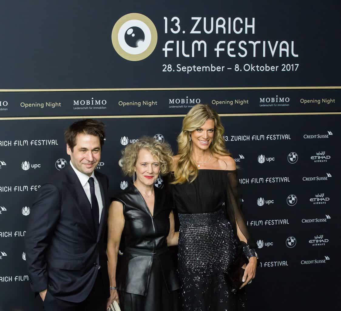 Corinne Mauch, Karl Spoerri and Nadja Schildknecht