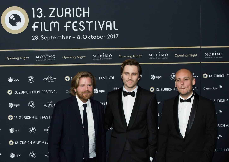 The BORGMcEnroe film team