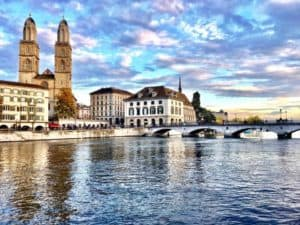 What's On in Zurich End of September Early October 2017