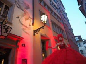 Hotel Widder Bar Reopening Party Zurich