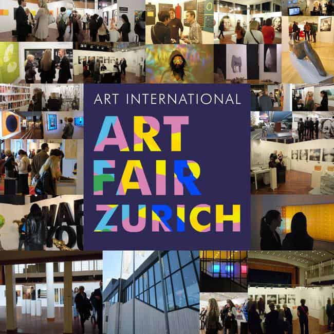 Art International Contemporary Art Fair Zurich