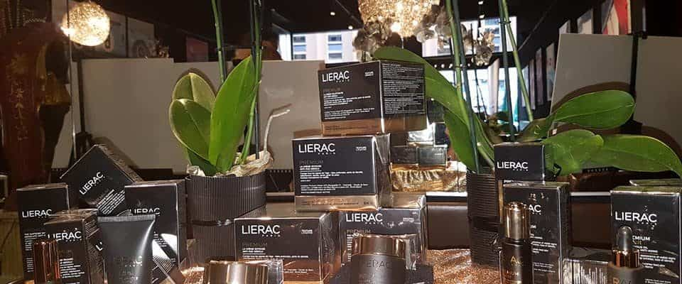 Cafe Black Zurich Lierac Premium skincare