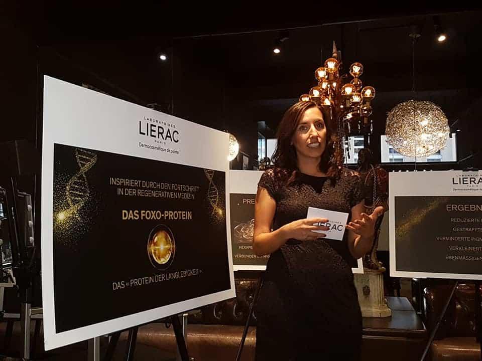 Lierac Premium Anti-Aging Skincare Range