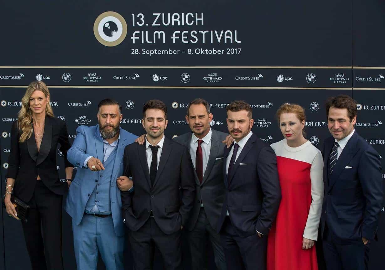Our Gott Kann Mich Richten film with Moritz Bleibtreu