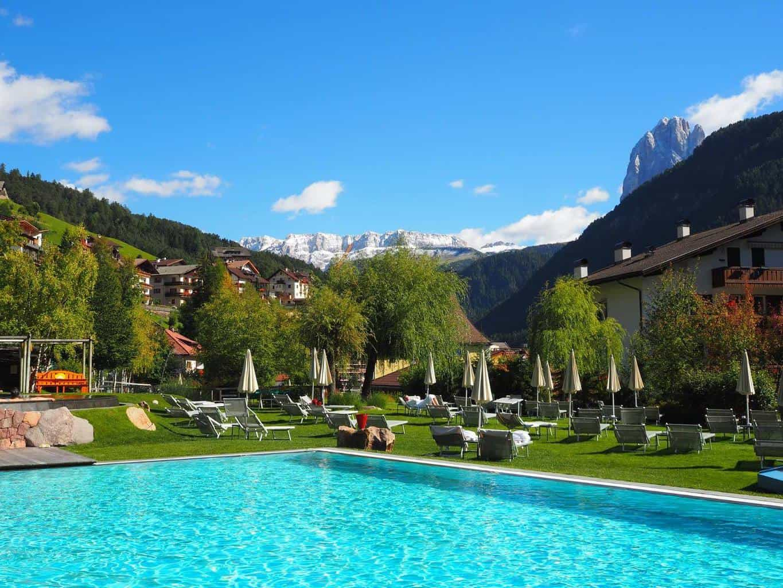 Walking & Wellness in Val Gardena in the Italian Dolomites