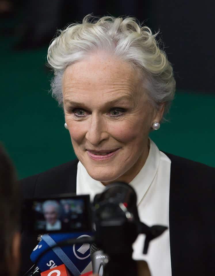 Glen Close at Zurich Film festival 2017