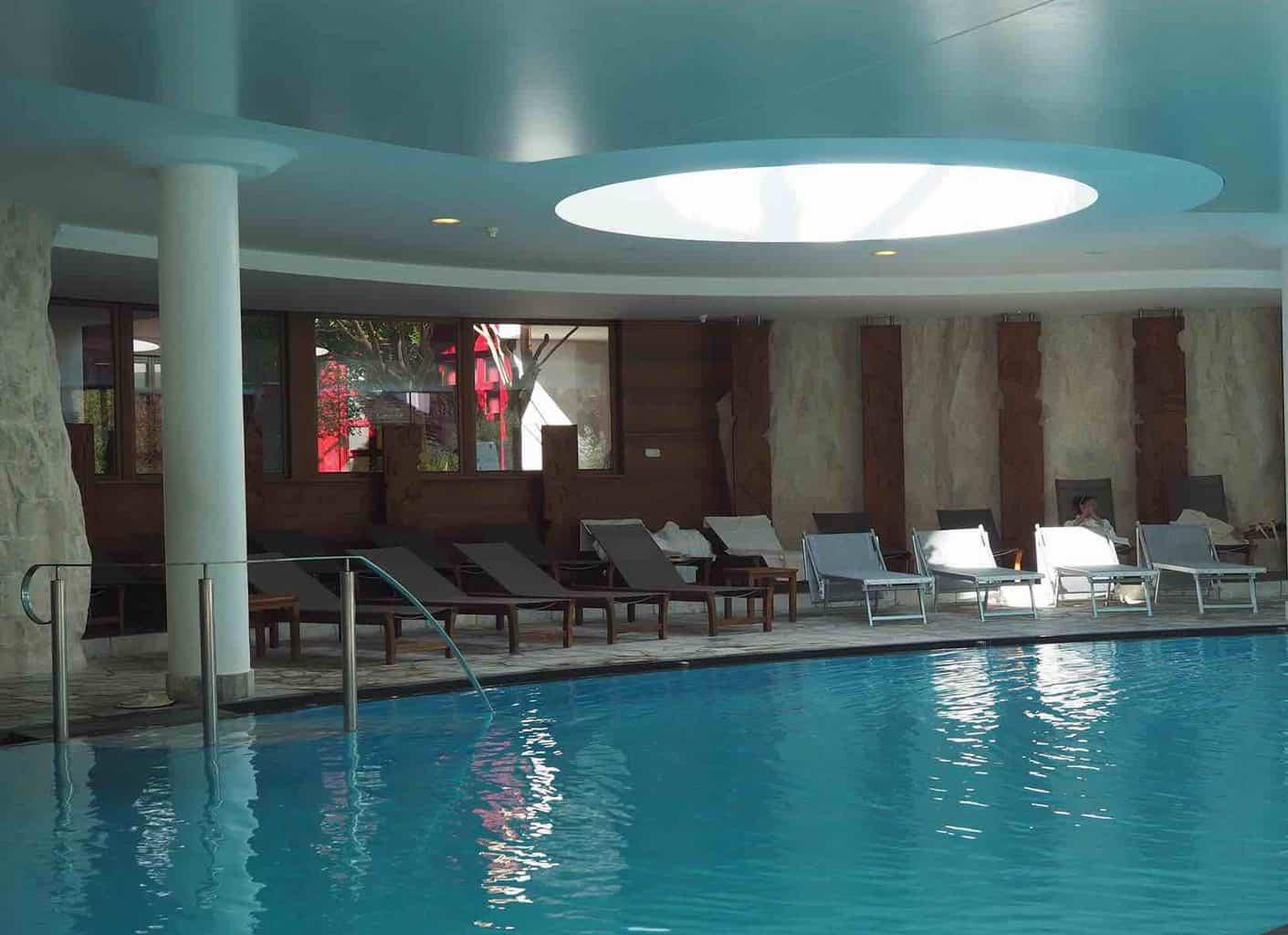 Wellness at the Hotel Adler Dolomites