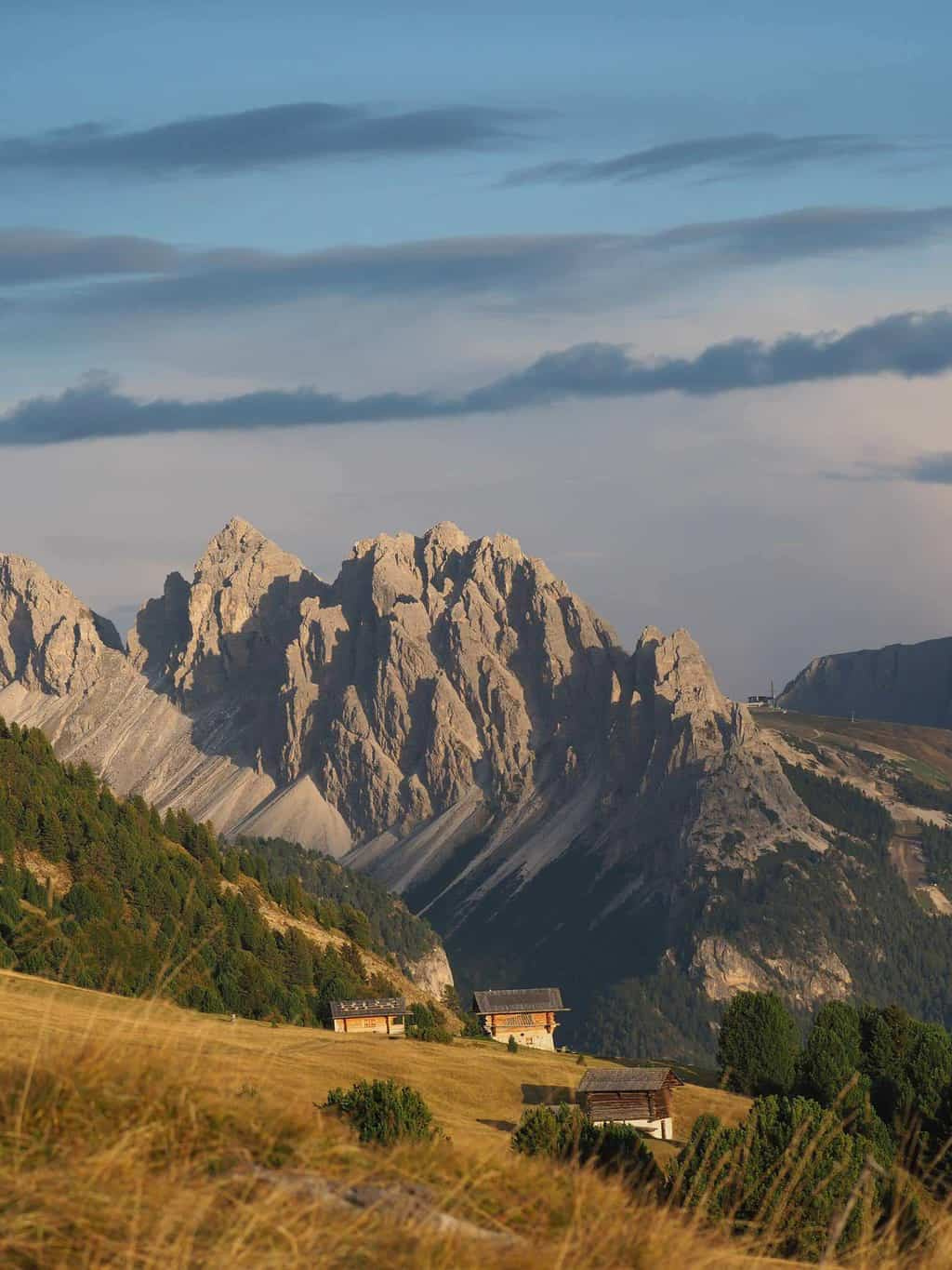 Wellness and Walking in the Italian Dolomites