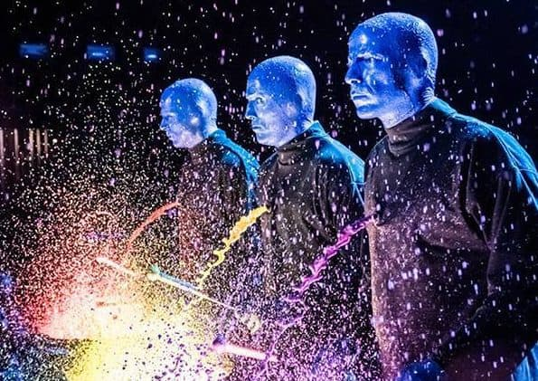 Blue Man Group Zurich