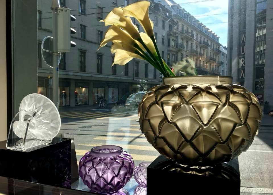 Lalique Store Zurich