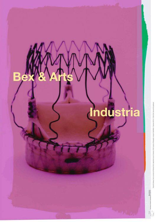 BexArts Industria Sculpture Exhibition