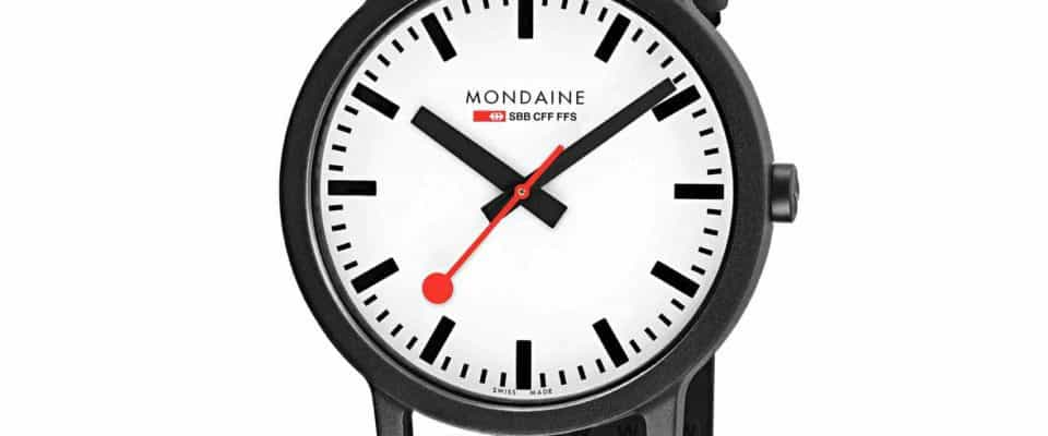 Mondaine_Essence Watch