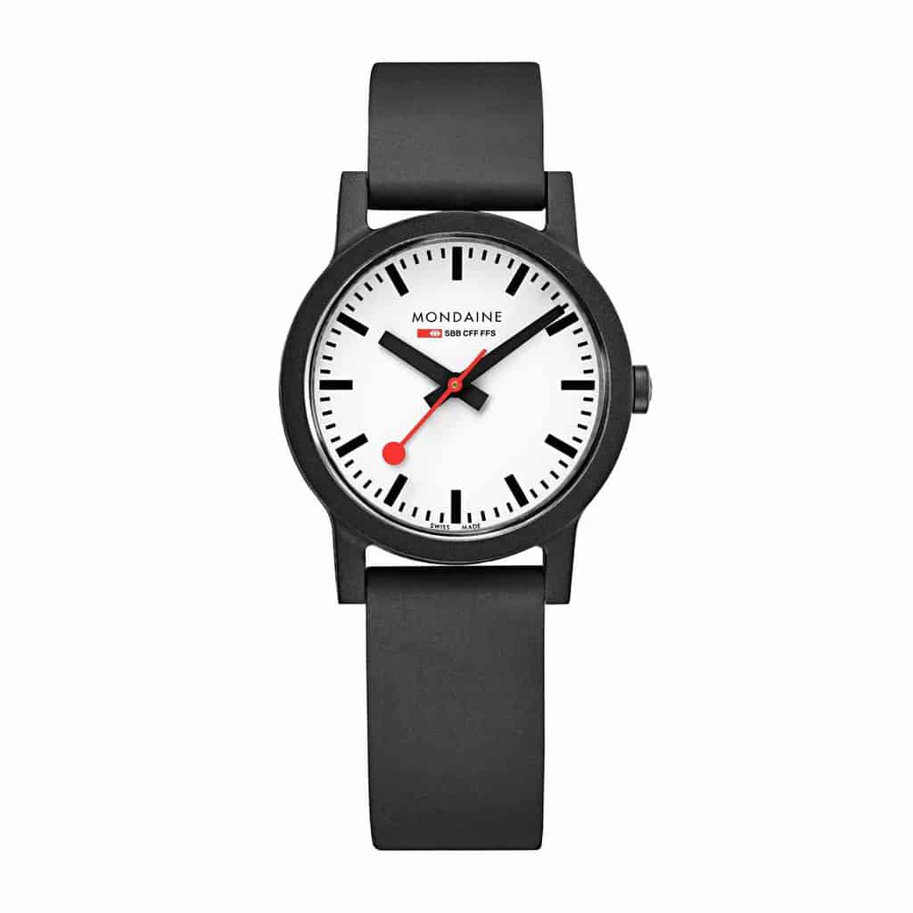 Essence - Mondaine's Environmentally Friendly Watches