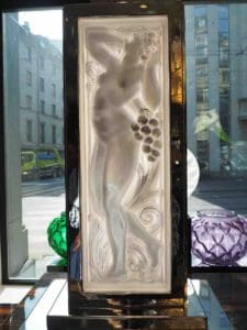 The Exquisite Scent Of Lalique in Zurich