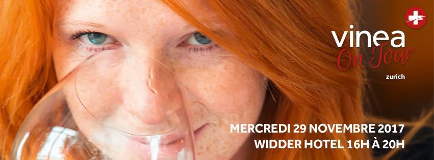 Vinea Swiss Wine Tasting at the Widder Hotel