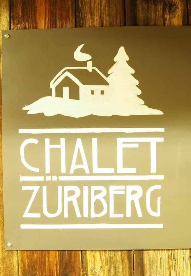 Fondue Plausch at Chalet Züriberg Zurich