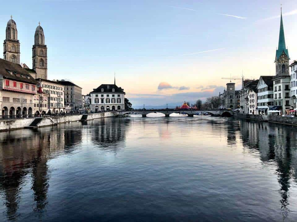 What's On in Zurich Mid To Late November 2017